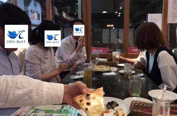 新潟市 ピザパーティー