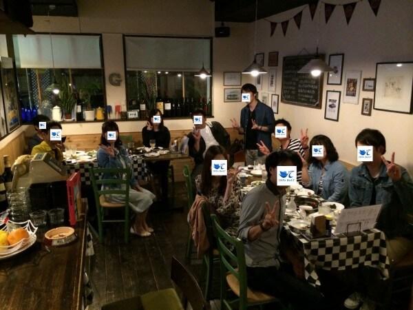 新潟市 1人・初参加飲み会イベント