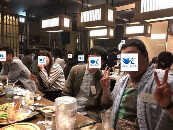 新潟市 アラサー飲み会