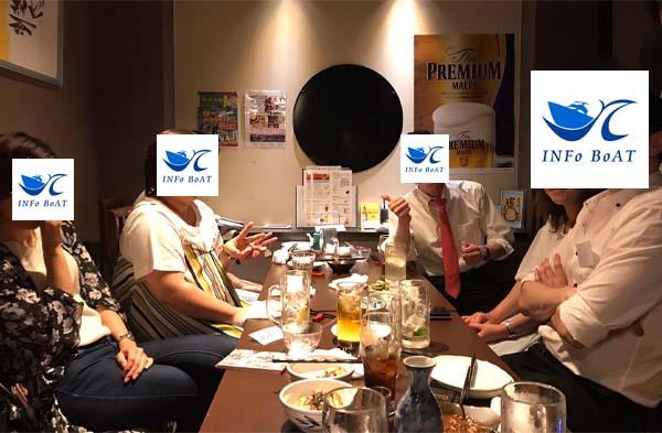 新潟市 1人・初参加飲み会