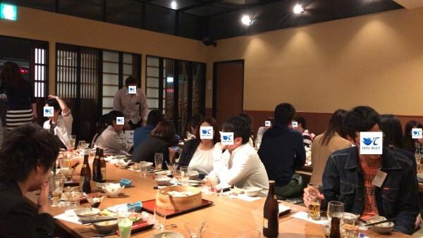 新潟市 1人参加限定飲み会イベント