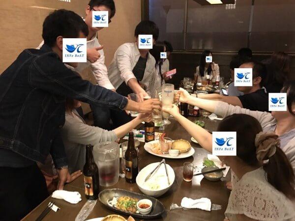 新潟市 20代30代飲み会イベント