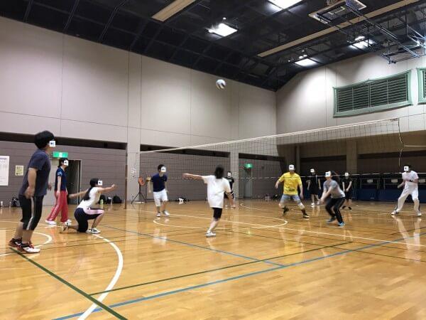 新潟市 バレー