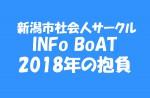 <b>2018年の抱負(^_-)-☆</b>