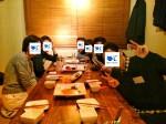 <b>1/17(水)に、新潟市で、「平日飲み会」を開催しました(^0^)</b>