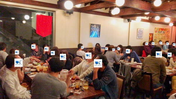 新潟市 アラフォー飲み会