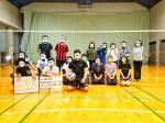 <b>5/28(月)に、新潟市で「バレーボール」を、開催しましたd(゚ー゚*)</b>