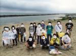 <b>6/9(土)に、新潟市で「関屋浜清掃」を、開催しました(●´I`)ノ</b>