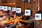 <b>年代別飲み会で、社会人の出会い・お友達作り(・ω・☆)</b>