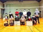 <b>新潟市で、1/28(月)に「バレーボール」を開催しました(。・o・。)ノ</b>