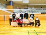 <b>新潟市で、2/15(金)に「バレーボール」を開催しました(*´∀`)</b>