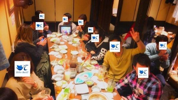 新潟 アラサー飲み会イベント