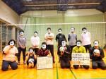 <b>新潟市で、4/8(月)に「バレーボール」を開催しました(・ω´・ ●)</b>