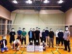 <b>10/28(月)に、新潟市で「バレーボール」を開催しました(っ・ω・)っ〇</b>