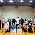 <b>11/18(月)に、新潟市で「バレーボール」を開催しました〇\('∇' *)</b>