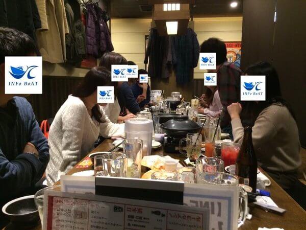 新潟 県外出身or1人参加飲み会