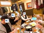 <b>1/25(土)に、新潟市で「アラフォー飲み会」を開催しました(゚ω゚)</b>