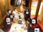<b>1/31(金)に、新潟市で「アウトドア好き飲み会」を開催しました(* ゚-)ノ</b>