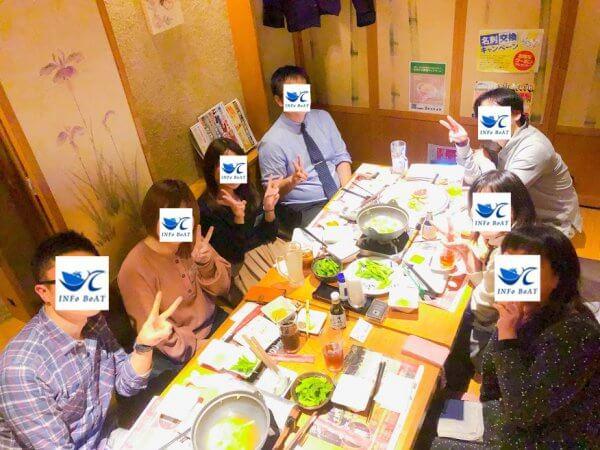 新潟市 旅行好き飲み会