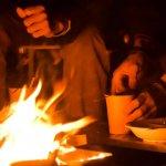 <b>新潟市で、10/26(月)「焚き火トーク」を開催しました(*´ω`*)</b>