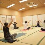 <b>新潟市で、10/31(土)に「女性限定ヨガ体験会」を開催しました(^^)</b>