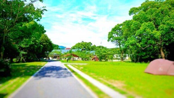 新潟市 アウトドアキャンプ