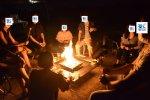 <b>新潟市で、7/21(水)「焚き火トーク」を開催しました\(^o^)/</b>