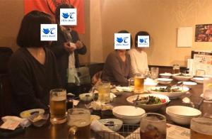 2017-11-10【1人初参加飲み会】