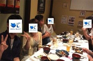 2017-7-21【1人初参加飲み会】2