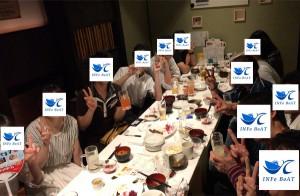 2017-8-4【1人初参加飲み会】2