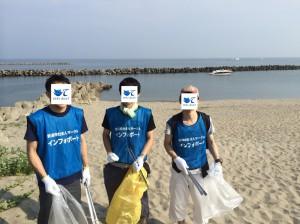 20180721_関屋浜掃除2
