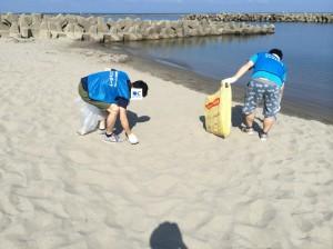 20180804_関屋浜掃除2