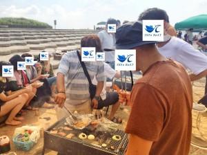 20190825_小針浜BBQ2