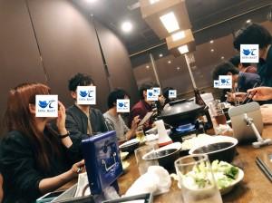 20191109_アラサー飲み会1