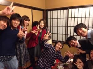 バレンタイン飲み会8