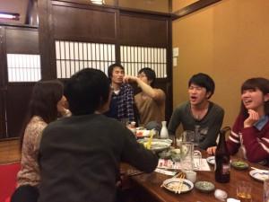 バレンタイン飲み会5