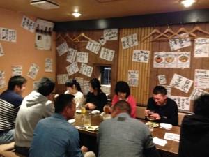 2015/10/11 飲み会5