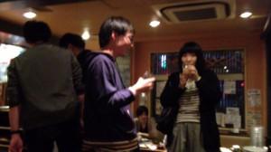 2015/10/11 飲み会4