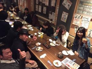 2015/10/11 飲み会1