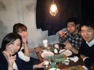 ホワイトデー飲み会8
