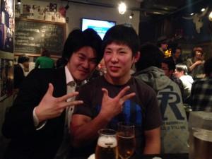 ホワイトデー飲み会6