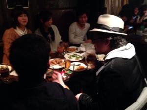 ホワイトデー飲み会5