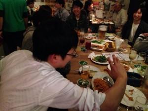 ホワイトデー飲み会4