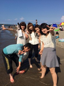 夏のバーベキュー&花火7